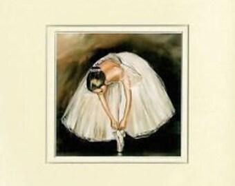 Ballerina Collection - White Ballet Tutu