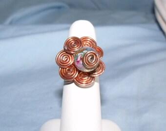 Lill ring 0178