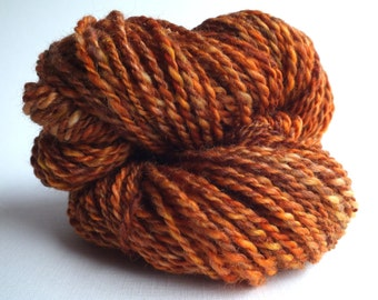 Venise - 2ply - True Worsted hand spun and hand painted
