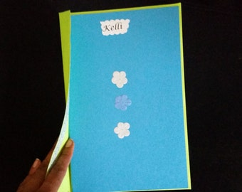 Personalized Card / For Kelli