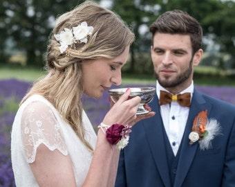 Boho / Hippy / Woodland Wedding / Bridal Gown 'Jody'
