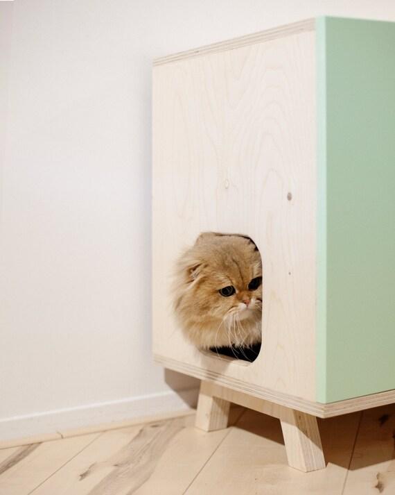 articles similaires chats pour meubles bo te de liti re. Black Bedroom Furniture Sets. Home Design Ideas