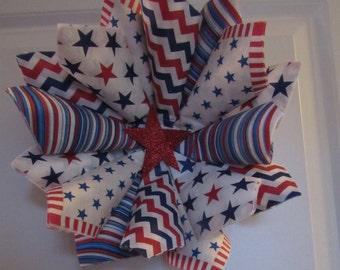 Z SM Patriotic Wreath