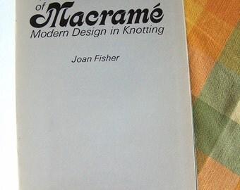 """Book : Nieuwe Macramé vormen"""" SCHMID-BURLESON, B"""