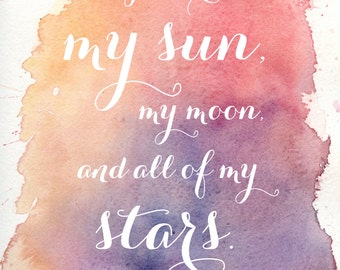 All of my Stars
