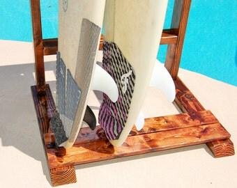Boardwalk Model VERTICAL Surfboard Rack