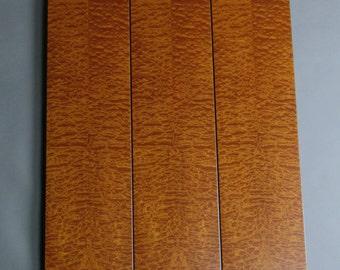 Sapele Triple Panels