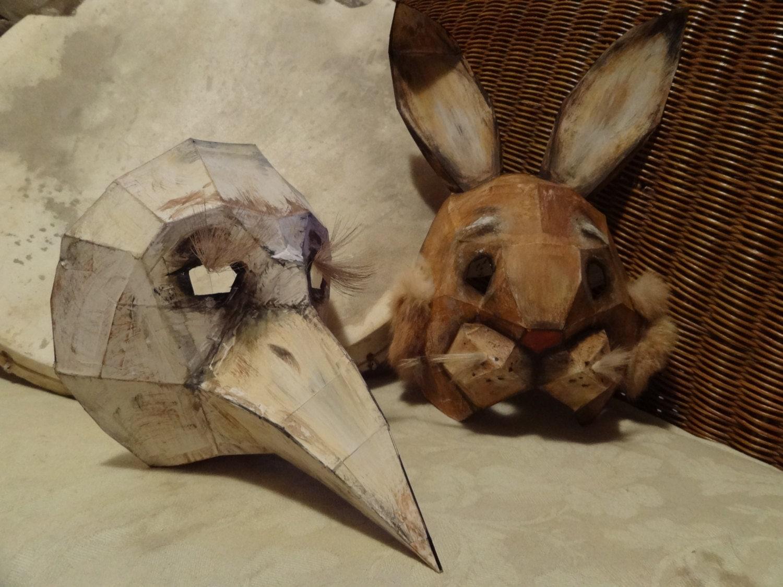 Plague Bird Mask