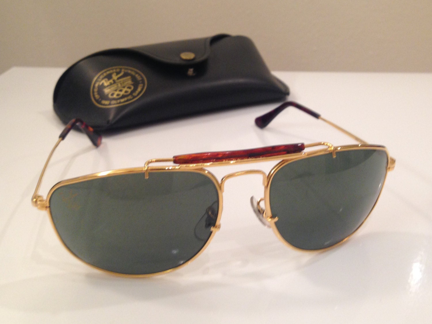 a2a22ff63cbc4 Vintage Ray Ban Sunglasses From 1992