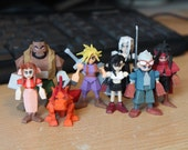 Final Fantasy 7 3D printed Miniatures featured image