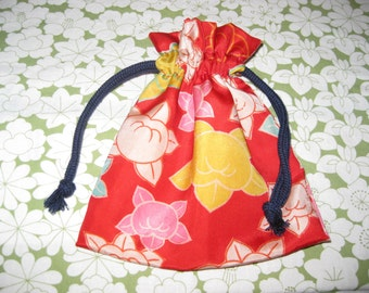 Mini Red Pouch