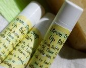 Lemon Drop Lip Balm (Vegan)