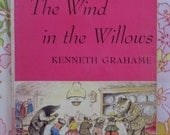 The Wind in the Willows - Kenneth Grahame - Ernest H. Shepard - 1961 - Vintage Book