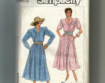 Simplicity Dress Pattern 7939