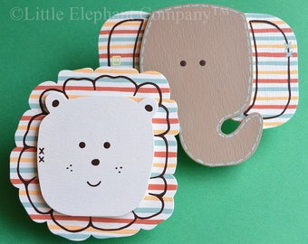 Sleepy Safari Cocalo Quilt Clips Set/2