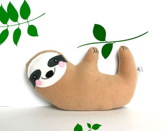 Seymour Sloth Plush Sloth Soft Toy for Baby and Kids