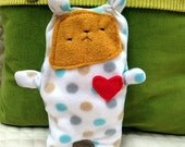 Buddy ~ The Bear Bummlie ~ Stuffingless Dog Toy
