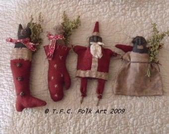 Christmas Pattern Pack E-Pattern