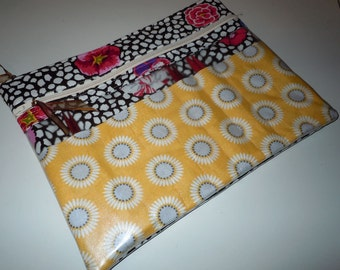 Interchangeable Circular Knitting Needle Case