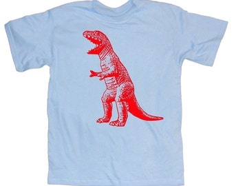 DINOSAUR Shirt as seen on The Big Bang Theory