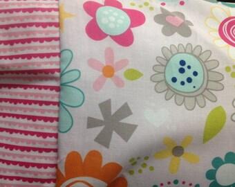 NEW Pretty in Pink   MINI Pillowcase kids/travel pillowcase
