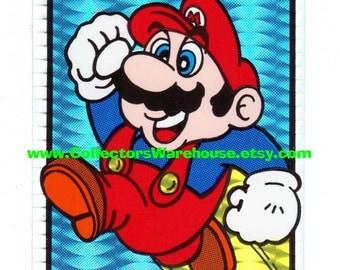 Nintendo Mario Sticker Vending Machine 1990 Super Mario Brothers