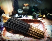 Dragon's Blood... Hand Dipped Incense Sticks Premium Quality and Highly Fragranced 20 Sticks