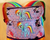 My Little Pony SALE 16% off Boutique Back pack youth toddler tote bag purse choose coordinating colors fonts have fun designing it