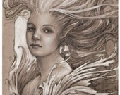 NEW faerie portrait by Renae Taylor