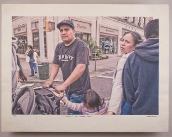 Cheap Shots: Family at Street Fair