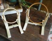 Sit & Stitch© Hoop Stand from Notforgotten Farm