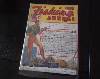 Fishing/Annual/Magazine/Vintage