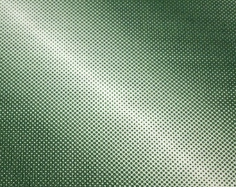 vintage 70s polyester fabric featuring great op-art dot print, 1 yard, 3 available priced PER YARD