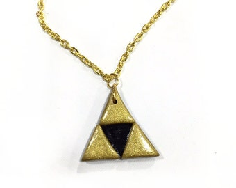 Tri Force Necklace