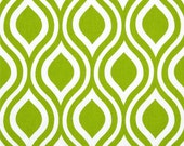 Chartreuse Green Table Runner - Home Decor, Weddings, Receptions, Parties, Dining Table, Buffet - Premier Prints Nicole Chartreuse
