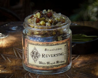 REVERSING Resins of the Ancients . Old World Alchemy