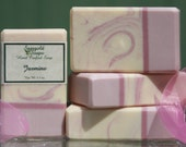 Jasmine Handmade Cold Process Soap