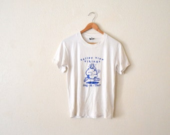 90's Athletic Graphic T-Shirt