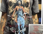 Kill Hatsumomo/ Dark Matter Coffee blood lord t shirt size SMALL