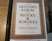 Wow, Lowered Price...Quilter's Album of Blocks and Borders, Spiral Edition