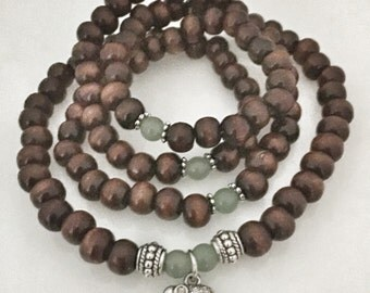 DIY - Make Your Own Mala Necklace Kit - Custom
