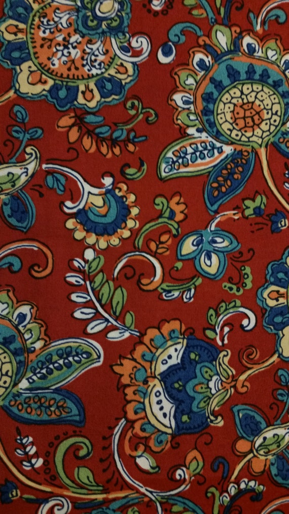 home decor fabric jodi fiesta by the yard cottage outdoor better