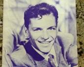 1944 Frank Sinatra sheet music Saturday Night