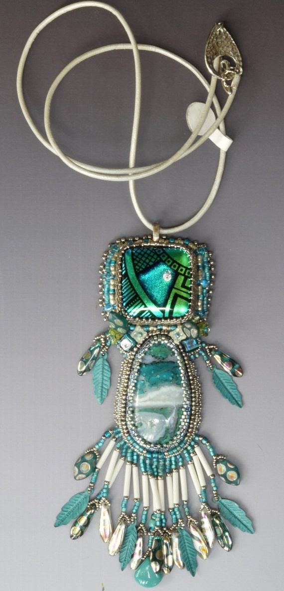 Turquoise Magic Pendant
