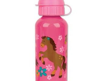 Stephen Joseph Horse Water Bottle