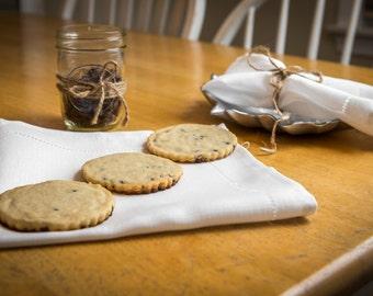 Chocolate Chip Sugar Cookies - 3 dozen homemade cookies