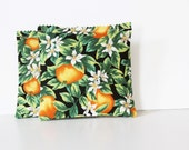 Herbal Mini Pillow, Orange Blossoms - Florida State Flower, Gift for Women, Natural Sleep Aid