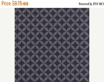 SALE Indigo by Moda Medallions in denim blue 1 yard   YES!!  Continuous fabric cuts and combined shipping