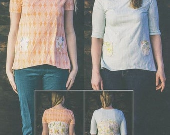 Penelope Top by Sew Liberated Sewing Pattern