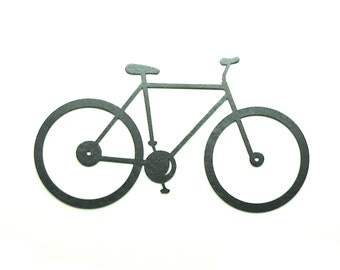 On Sale - Bicycle Metal Wall Art - Free USA Shipping